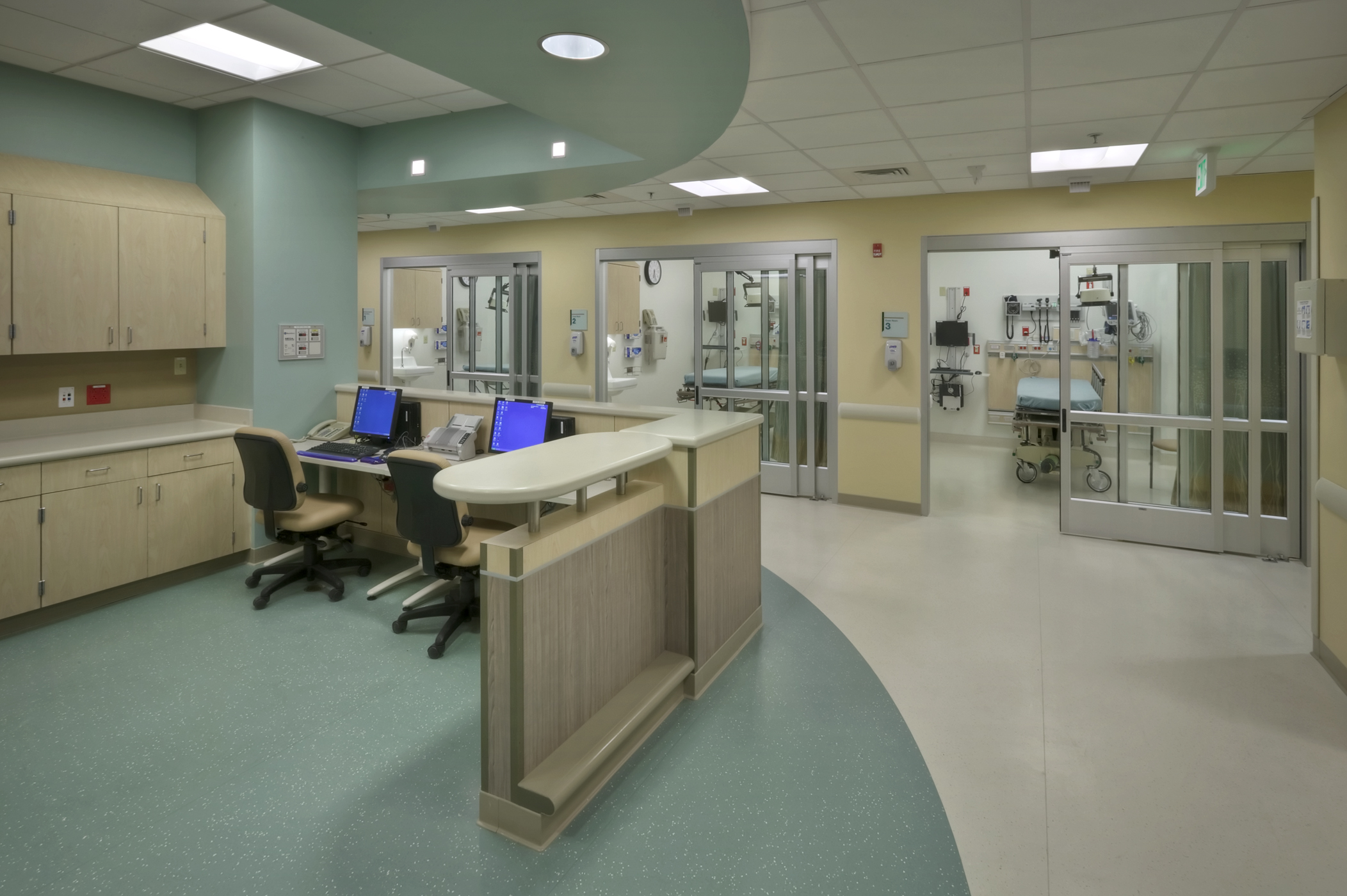 ValleyCare ED Remodel   XL Construction